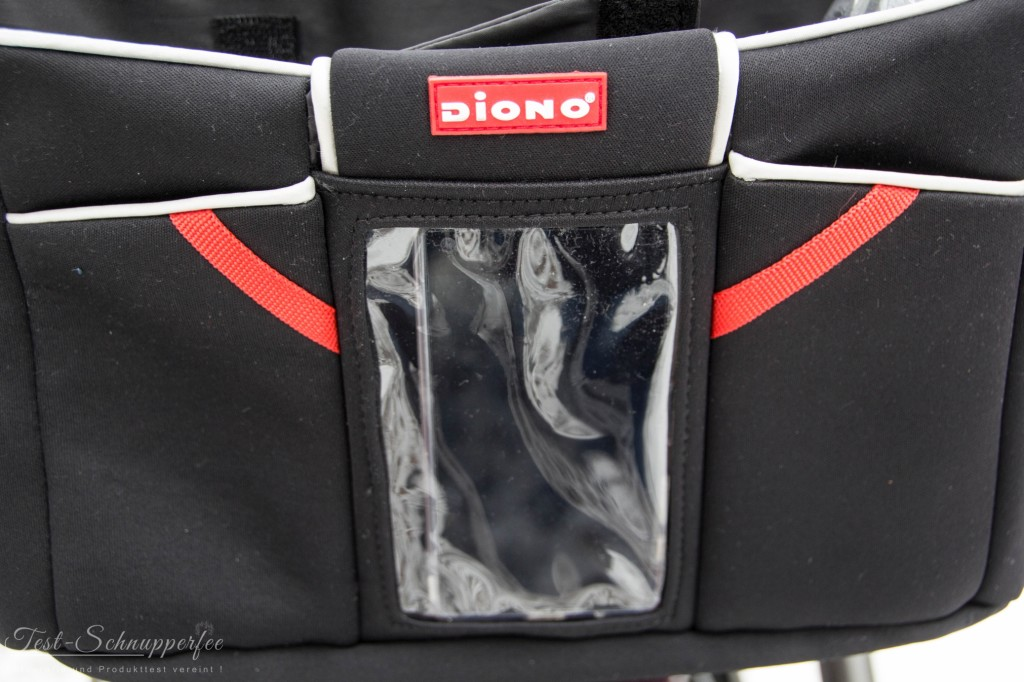 Diono Buggy Tech Tote Handytasche
