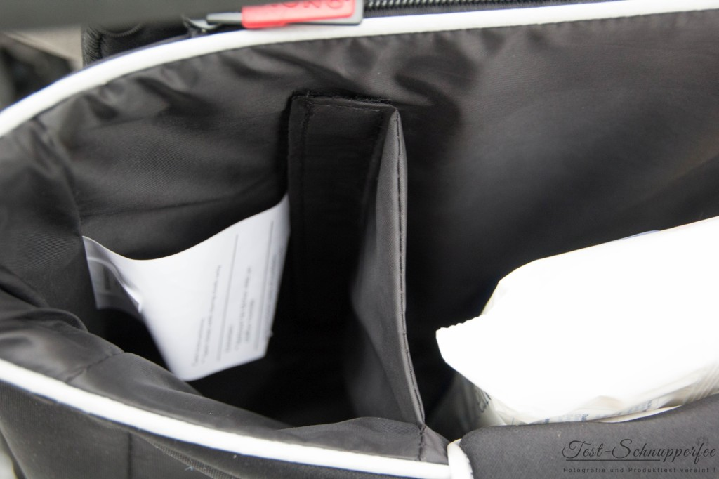 Diono Buggy Tech Tote innen