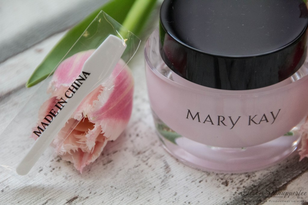 Mary Kay Intense Moisturising Cream Spatel