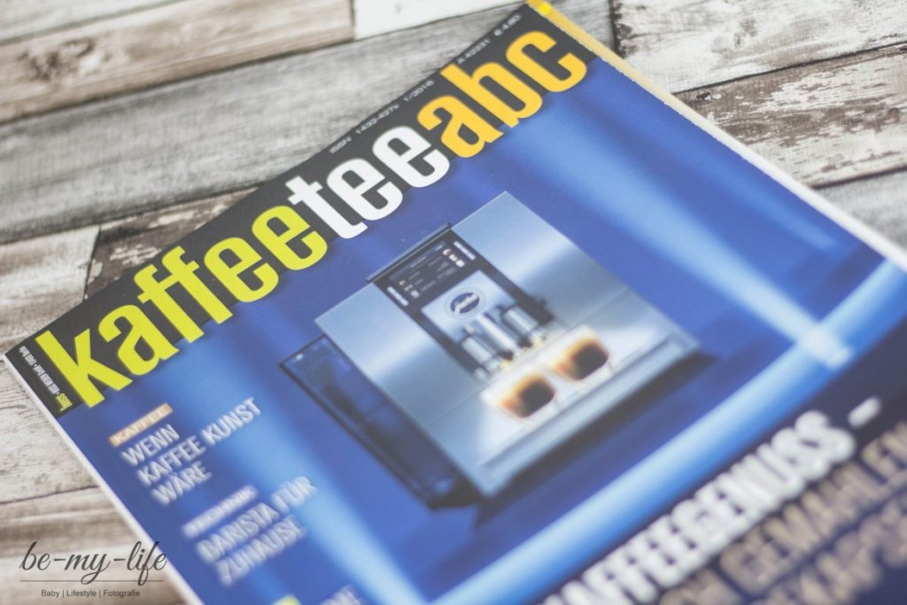 Mixeobox April 2016 Kaffee Tee ABC