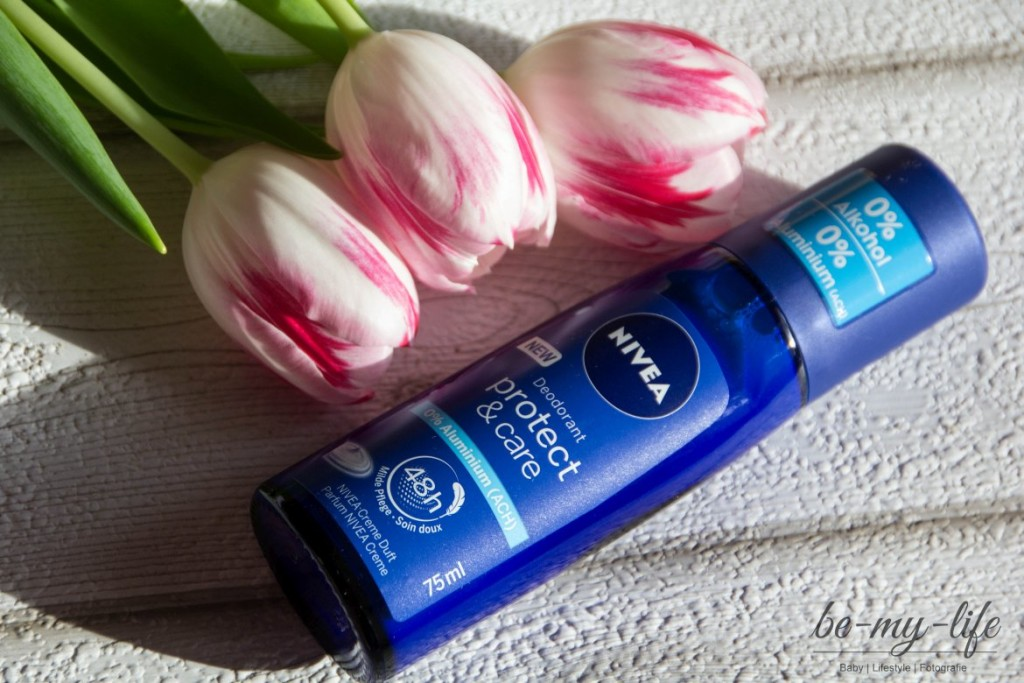Nivea Deo protect & care Spray