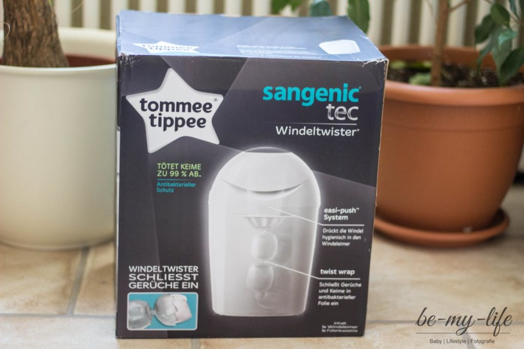 Rotho Babydesign Tommee tippee Sangenic tec Windeltwister