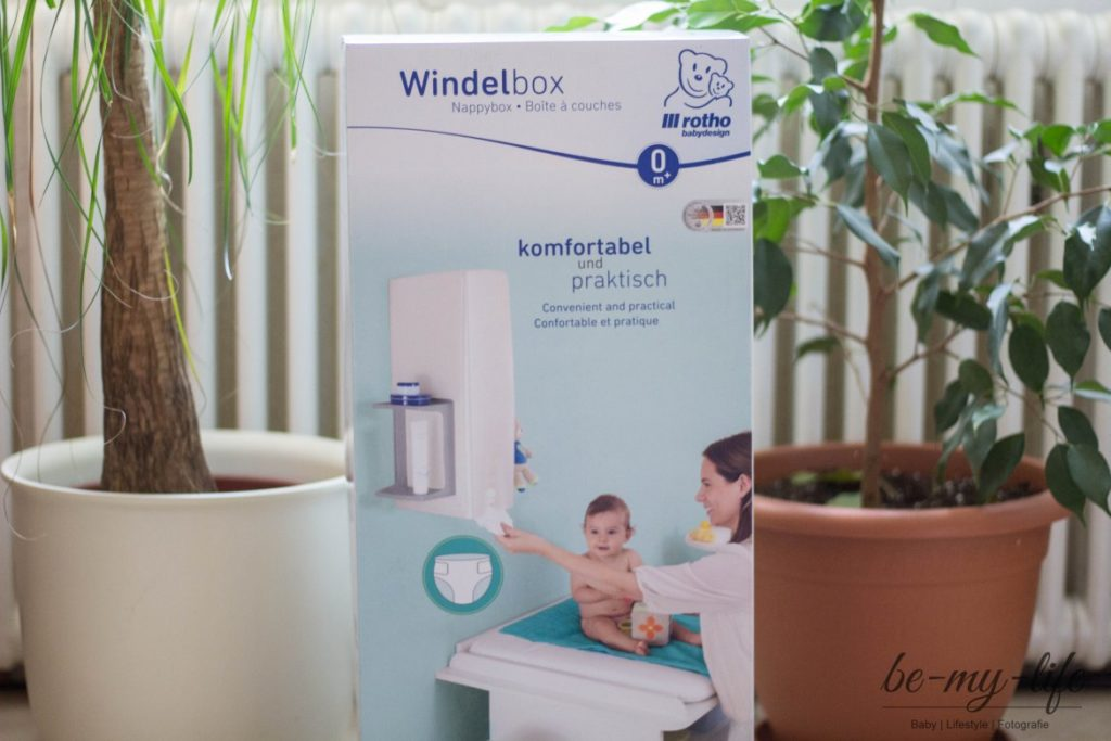 Rotho Babydesign Windelbox