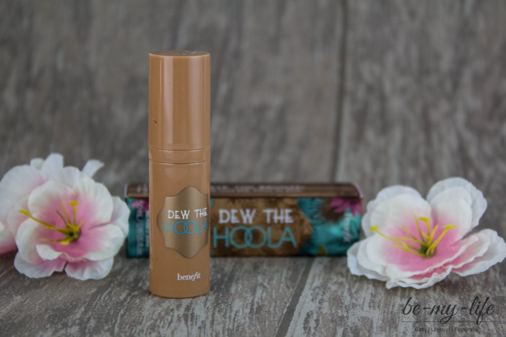 benefit dew the Hoola Bronzer Liquid