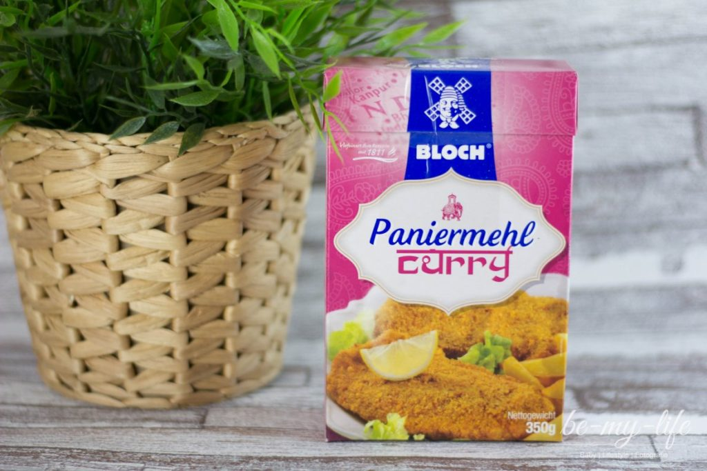 Bloch Paniemehl Curry