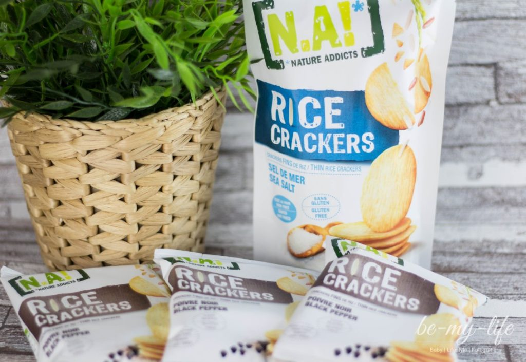 N.A! Rice Crackers