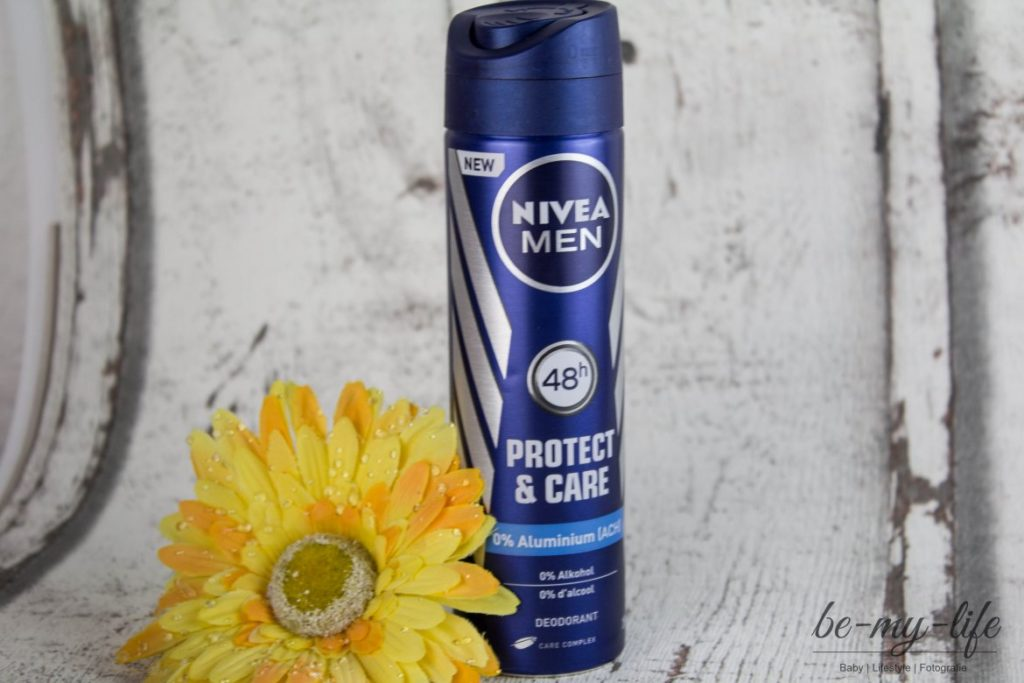 Nivea Men Deo protect & care