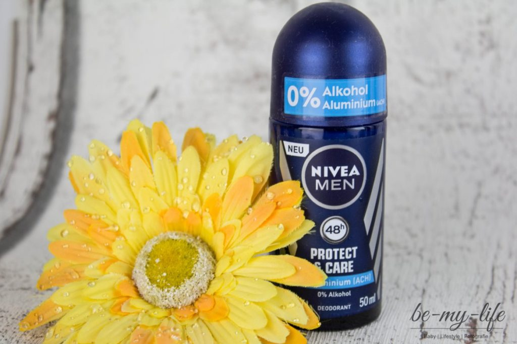 Nivea Men Deo protect & care Rollon Aussehen
