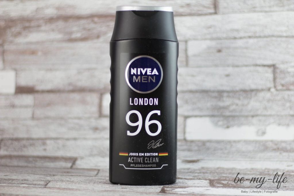 Nivea Men Pflegeshampoo Active Clean