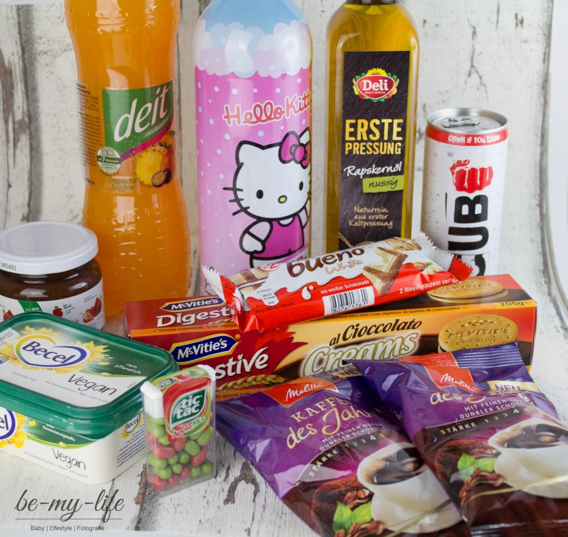 brandnooz Box goodnooz April 2016 Inhalt