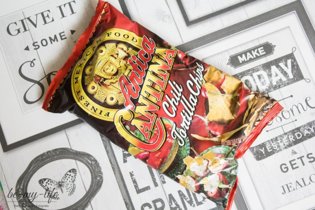 Antica Cantina Chili Tortilla Chips