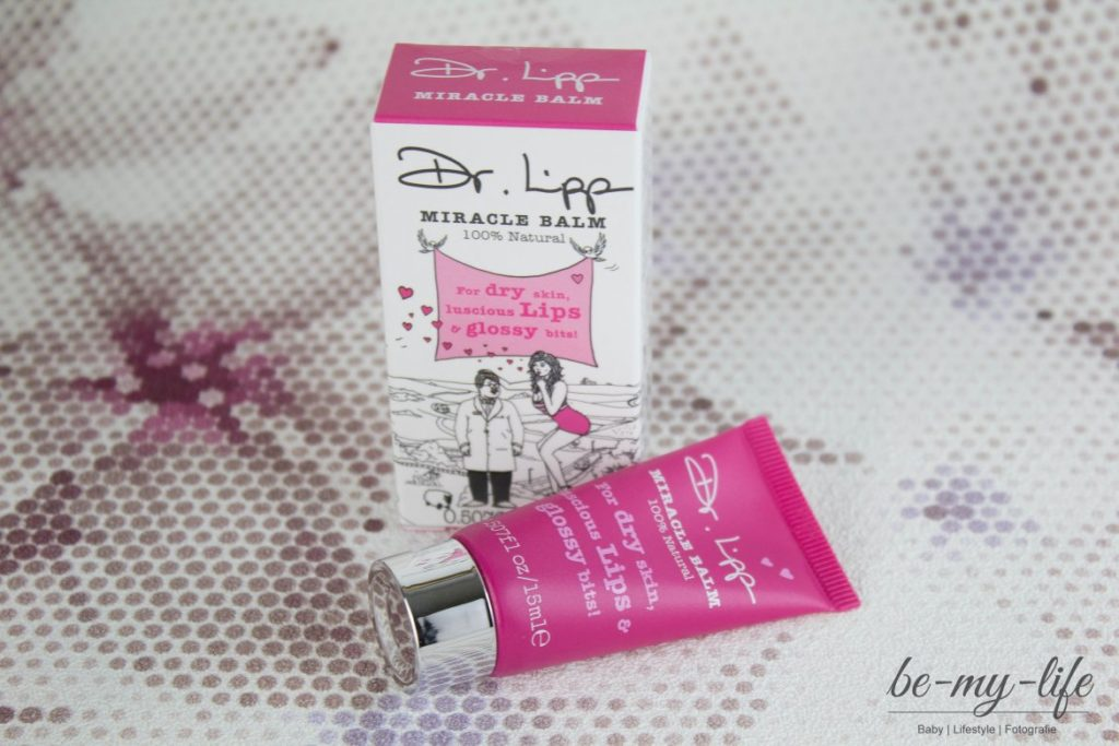 Dr. Lipp Miracle Balm Inhalt