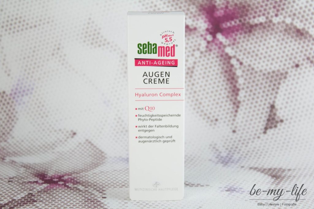 Sebamed Anti-Ageing Augencreme