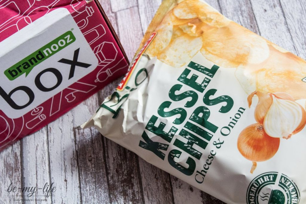 "Rinatura Bio Kesselchips ""Cheese & Onion"""