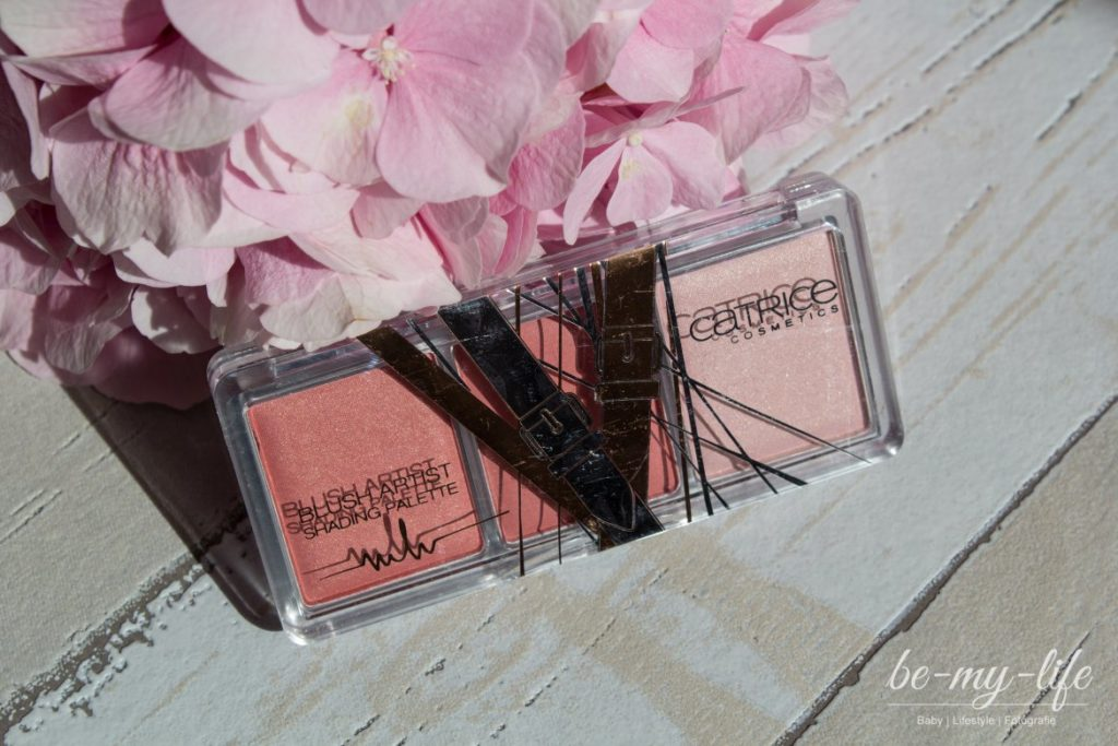 catrice cosmetics Limited Blush Artist Shading