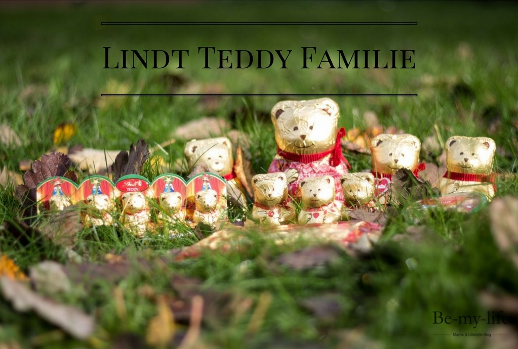 weihnachten mit der lindt teddy familie be my life. Black Bedroom Furniture Sets. Home Design Ideas